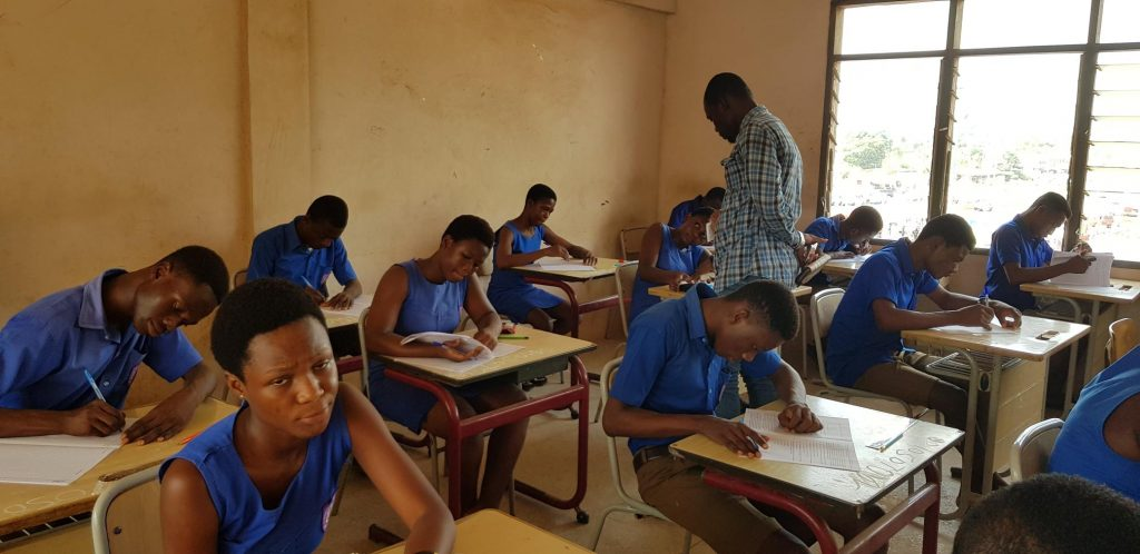 What smart WASSCE/BECE students do the night before an exam