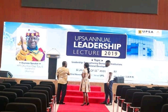 UPSA to Launch 55th Anniversary & Annual Leadership Lecture for 2019