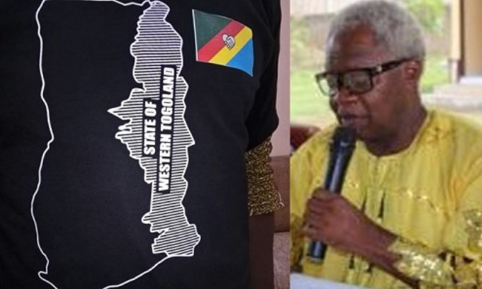 Separatist movement declares independence of Western Togoland