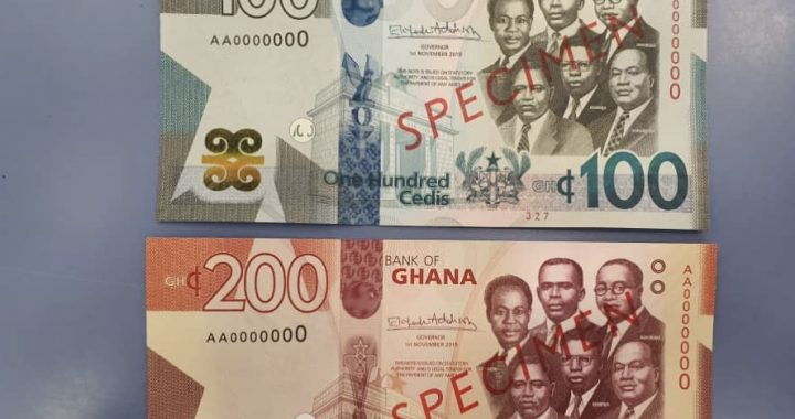 Game rejecting GH¢200 note