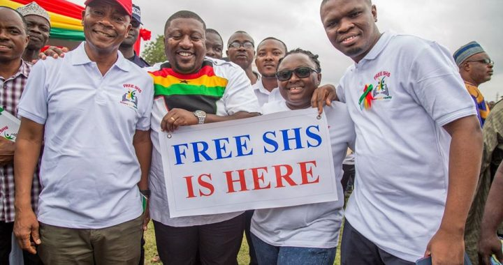 Cancel Free SHS