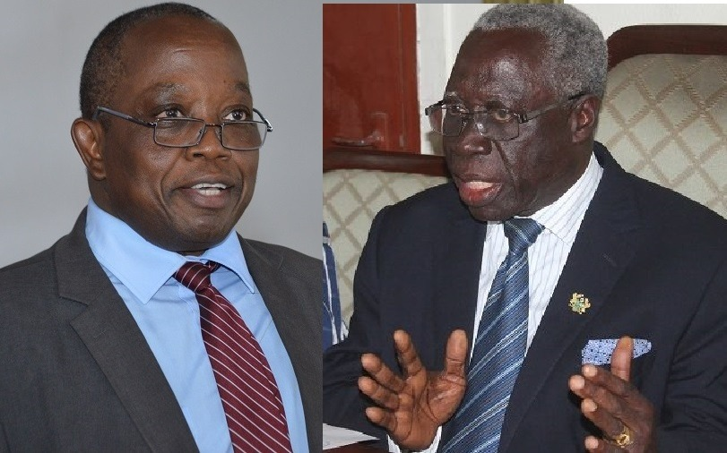 Osafo-Maafo wants Domelevo jailed