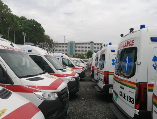 plans for ambulance release