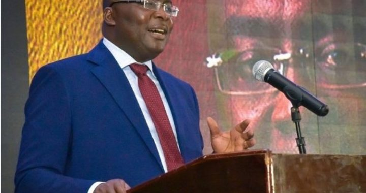 Dollar arrests Bawumia