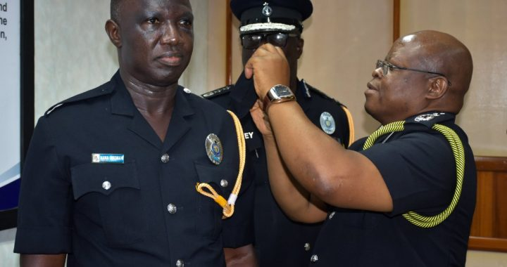 Newly Promoted COPs and DCOPs