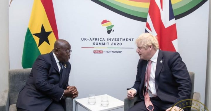 UK-Africa Investment Summit