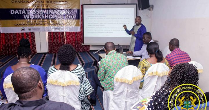 GNHR Held a Data Dissemination Workshop in Bolgatanga