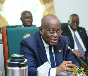 President Akufo-Addo orders inquiry into military aircraft deal
