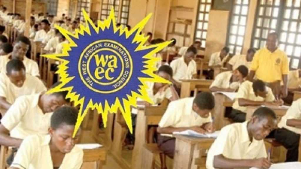 2020 WASSCE time table