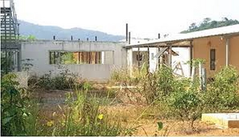 53 abandoned uncompleted health facilities