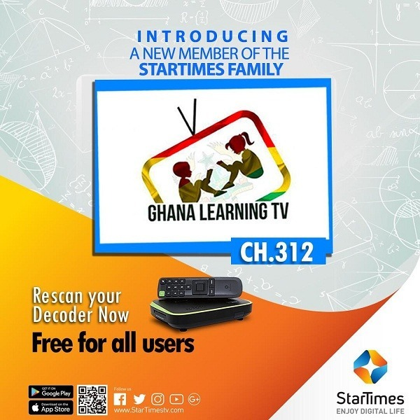 GES Ghana learning TV