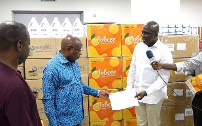 NDC branded COVID-19 Donations