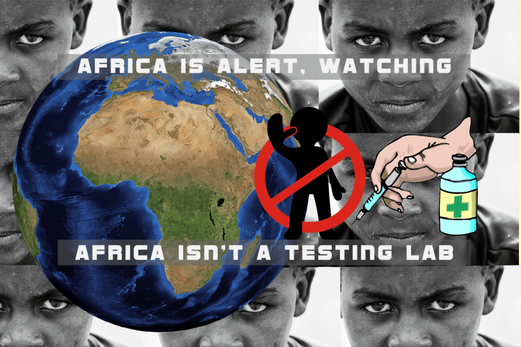 Africa isn't a testing lab
