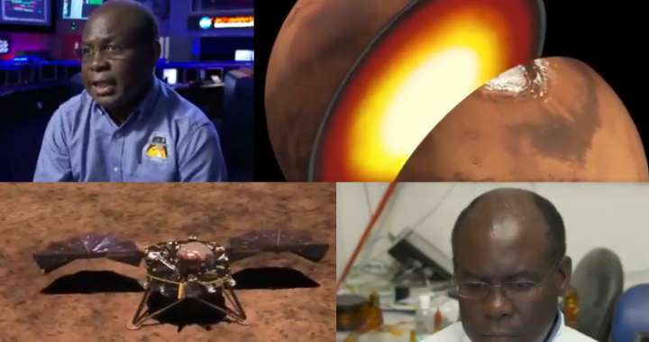 Meet The Ghanaian scientist, Ashitey Trebi-Ollennu who helped deploy a lander on Mars