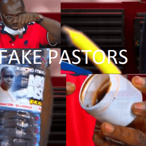 """VIDEO: Kennedy Agyepong """"Destroys"""" Obinim and other fake pastoral businesses"""