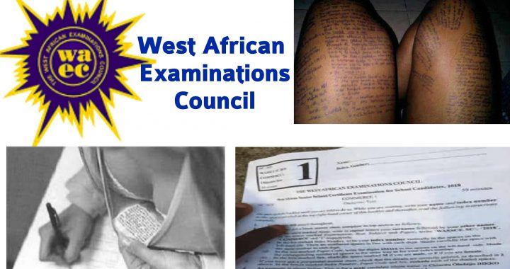 leaked WASSCE 2020 questions