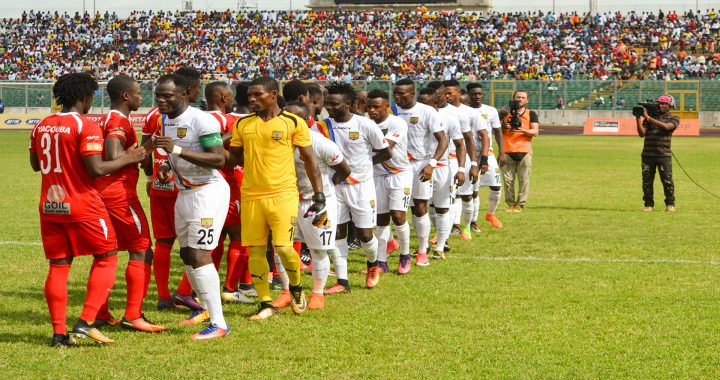 Season Remains Suspended - GFA
