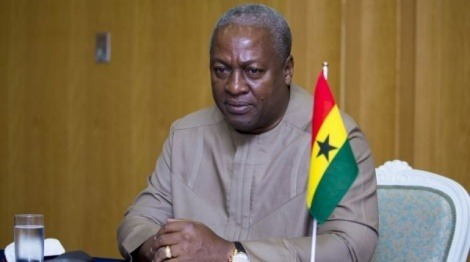 Mahama associate himself with Nigel Gaisie