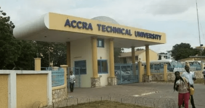 Accra Technical University tests positive