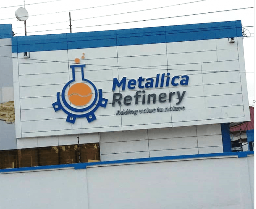 Metallic Refinery