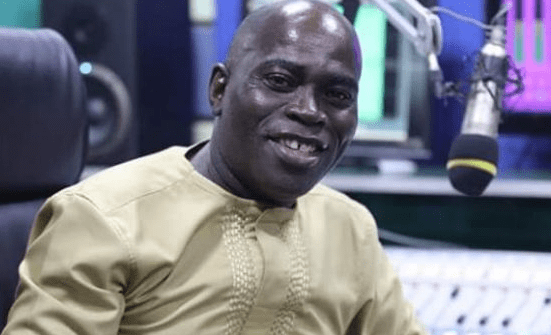Nana Agyie Sikapa of peace fm is dead