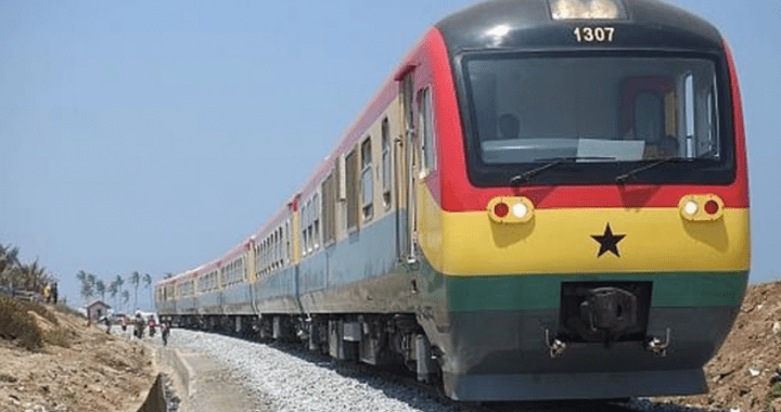 Ghana Orders Train
