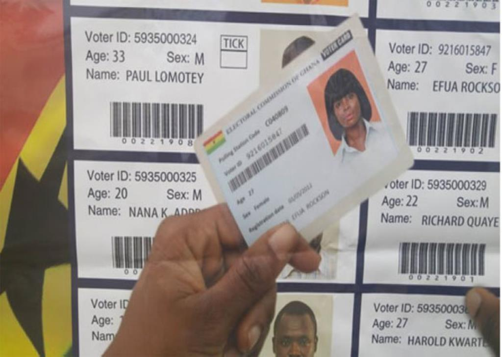 Voters' register compilation will start on 30th June hence the Voter Registration Dates have been released by the EC.
