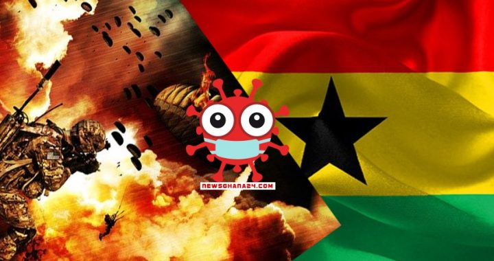 Ghana is losing the COVID-19 battle