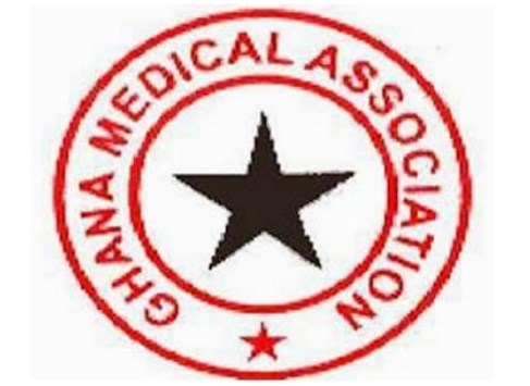 Logo of the Ghana Medical Association (GMA)