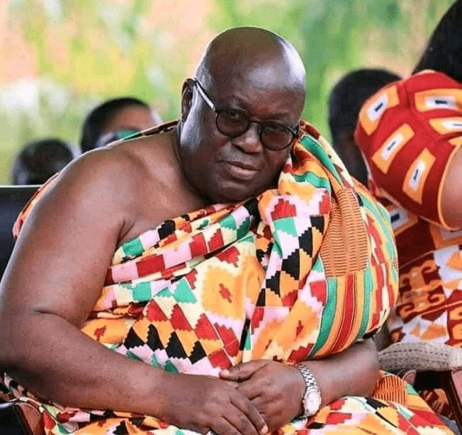 Akufo-Addo's replacement in 2024
