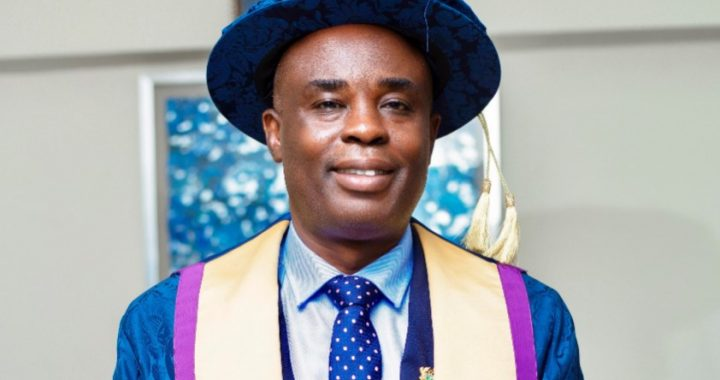 UPSA Governing Council Reappoints Prof. Okoe Amartey As Vice-chancellor