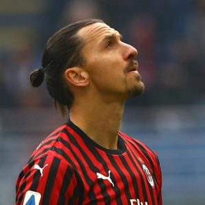 Breaking: Zlatan Ibrahimovich Tests Positive for COVID-19