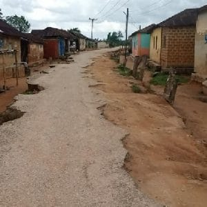 We'II vote against Akufo-Addo because of poor roads – Chief, residents of Hasowodze
