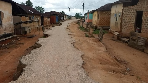 vote against Akufo-Addo because of poor roads