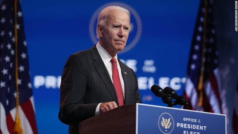 Letter Biden's leadership must provide sound education