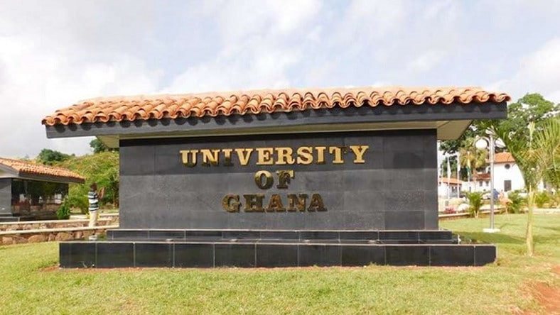 University of Ghana 2020/2021 admission