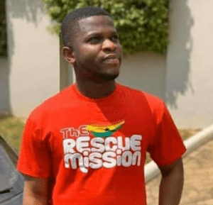 "Sammy Gyamfi ""Bites"" Gabby Asare Otchere-Darko over rescue mission comment"