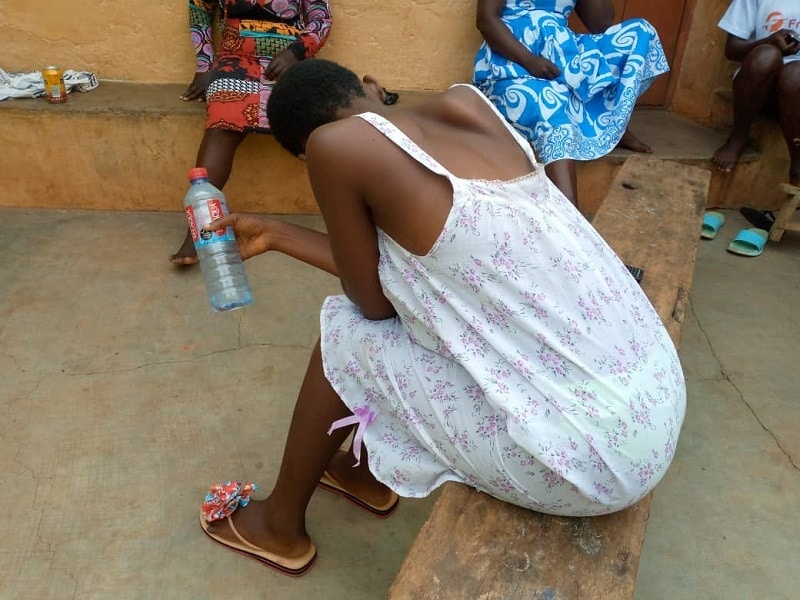 Teacher defiled and impregnated student