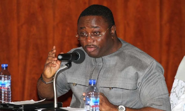 EC officials directing voters to vote for NPP – NDC