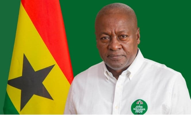 NDC holds Press Briefing: Very good results from all parts of the country - John Dramani Mahama