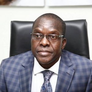 Alban Bagbin is Speaker of Parliament