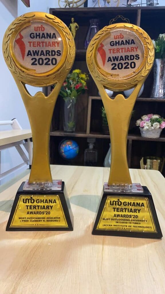 AIT wins 3 prestigious awards