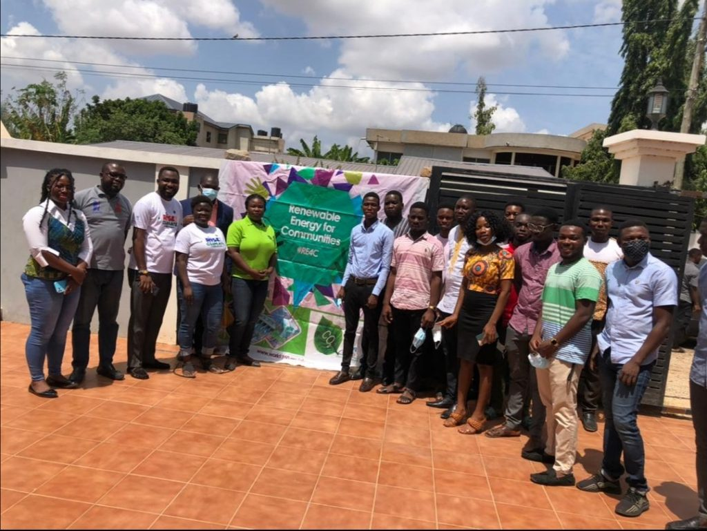 350-GROC builds capacity of CSOs on Ghana's Nationally Determined Contributions